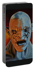 Azog The Orc Painting Portable Battery Charger
