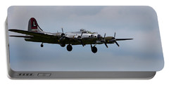 B-17 Yankee Lady Portable Battery Charger