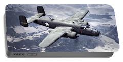 B-25 World War II Era Bomber - 1942 Portable Battery Charger