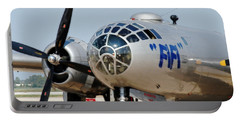 B-29 Bomber Fifi Portable Battery Charger