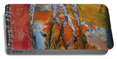 Texas Wildflowers Tp J Portable Battery Charger