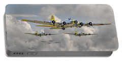 B17 486th Bomb Group Portable Battery Charger