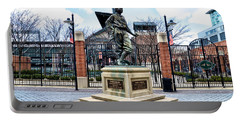 Babes Dream - Camden Yards Portable Battery Charger by Bill Cannon