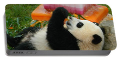 Baby Bao Bao's First Birthday Portable Battery Charger