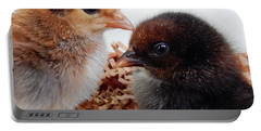 Baby Chicks Portable Battery Charger