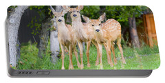 Baby Deer Portable Battery Charger