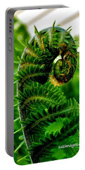 Baby Fern Portable Battery Charger