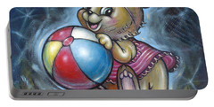 Baby Kangaroo 150911 Portable Battery Charger by Selena Boron