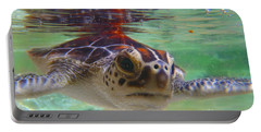 Baby Turtle Portable Battery Charger