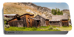 Portable Battery Charger featuring the photograph Bachelors Row by Sue Smith