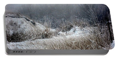 Back Woods Winter Portable Battery Charger