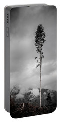 Lone Tree Landscape  Portable Battery Charger