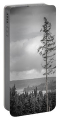 Tall Tree View Portable Battery Charger