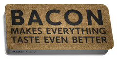 Bacon Makes It Better Portable Battery Charger