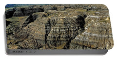 Badlands Portable Battery Charger by Terry Reynoldson