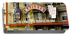 Baileys Irish Cream Portable Battery Charger by Charlie Brock