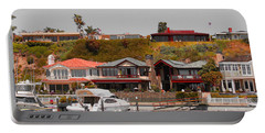 Balboa Island Panorama Portable Battery Charger