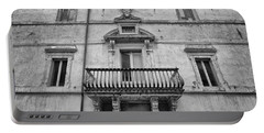 Balcony In Assisi Portable Battery Charger