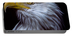 Portable Battery Charger featuring the photograph Bald Eagle by Jeff Goulden