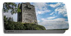 Ballinalacken Castle In Ireland's County Clare Portable Battery Charger