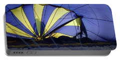 Portable Battery Charger featuring the photograph Balloon Fantasy 4 by Allen Beatty