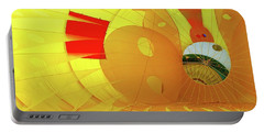 Portable Battery Charger featuring the photograph Balloon Fantasy 6 by Allen Beatty