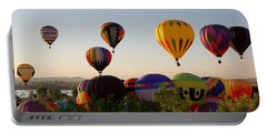 Balloon Festival Portable Battery Charger