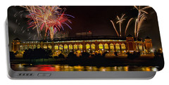 Ballpark Fireworks Portable Battery Charger