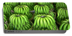 Banana Bunch Gathering Portable Battery Charger