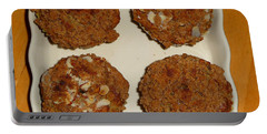 Banana Oat Crunch Muffins Portable Battery Charger