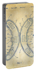 Banana Protection Device Patent Vintage Portable Battery Charger