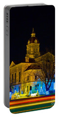 Bandera County Courthouse Portable Battery Charger