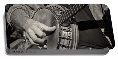 Banjo Time Portable Battery Charger
