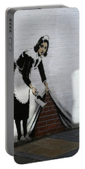 Banksy Maid Portable Battery Charger