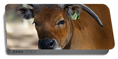 Banteng Girl Portable Battery Charger