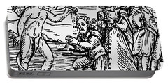 Baptism By The Devil Portable Battery Charger