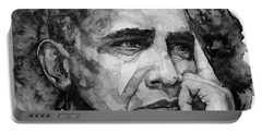Barack Obama Portable Battery Charger
