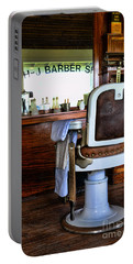Barber - The Barber Shop Portable Battery Charger