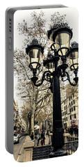 Barcelona - La Rambla Portable Battery Charger