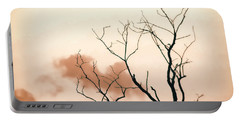 Bare Limbs Portable Battery Charger by Denise Romano