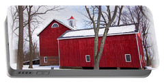 Barn At Tinicum Park Portable Battery Charger