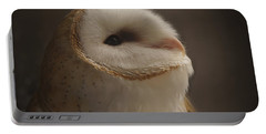 Barn Owl 4 Portable Battery Charger