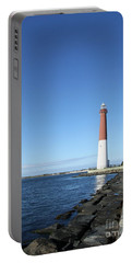 Barnegat Light - New Jersey Portable Battery Charger