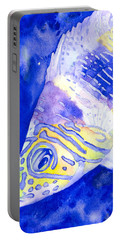 Barred Hamlet Portrait Portable Battery Charger