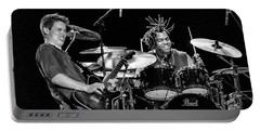 Barry Alexander Drumming For Johnny Lang Portable Battery Charger