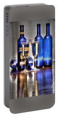 Bartenura Moscato Portable Battery Charger