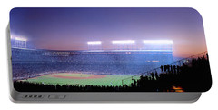Baseball, Cubs, Chicago, Illinois, Usa Portable Battery Charger by Panoramic Images