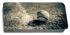 Baseball Field 2 Portable Battery Charger