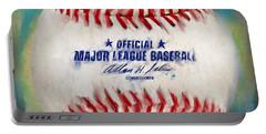 Baseball Iv Portable Battery Charger