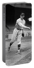 Baseball Star Walter Johnson Portable Battery Charger